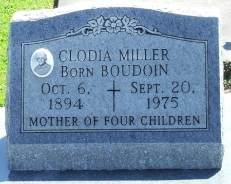 MILLER, CLODIA - Cameron County, Louisiana   CLODIA MILLER - Louisiana Gravestone Photos