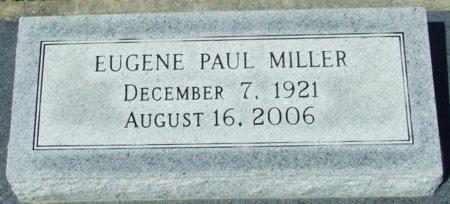 MILLER, EUGENE PAUL - Cameron County, Louisiana | EUGENE PAUL MILLER - Louisiana Gravestone Photos