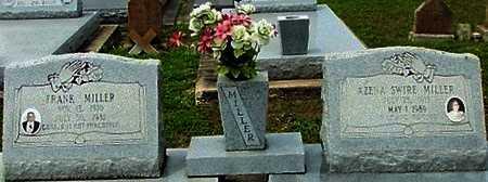 MILLER, AZENA - Cameron County, Louisiana | AZENA MILLER - Louisiana Gravestone Photos