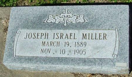 MILLER, JOSEPH ISRAEL - Cameron County, Louisiana | JOSEPH ISRAEL MILLER - Louisiana Gravestone Photos