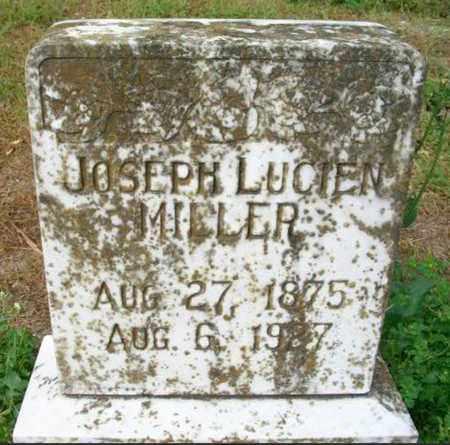 MILLER, JOSEPH LUCIEN - Cameron County, Louisiana | JOSEPH LUCIEN MILLER - Louisiana Gravestone Photos