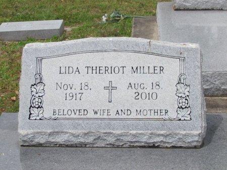 MILLER, LIDA - Cameron County, Louisiana   LIDA MILLER - Louisiana Gravestone Photos
