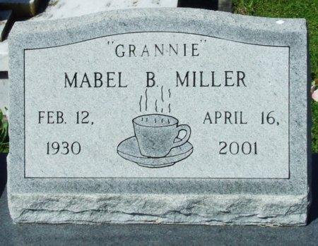 MILLER, MABEL - Cameron County, Louisiana   MABEL MILLER - Louisiana Gravestone Photos
