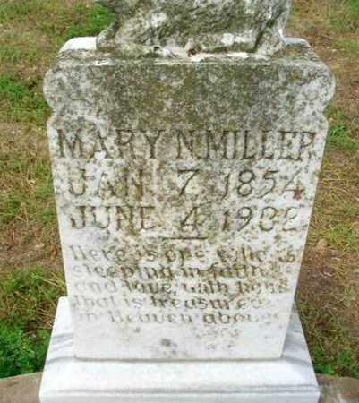 MILLER, MARY N - Cameron County, Louisiana   MARY N MILLER - Louisiana Gravestone Photos