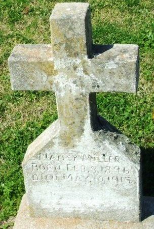 MILLER, NANCY - Cameron County, Louisiana | NANCY MILLER - Louisiana Gravestone Photos