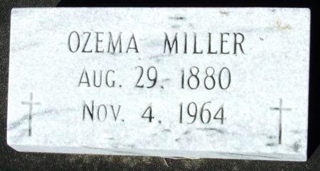 MILLER, OZEMA - Cameron County, Louisiana | OZEMA MILLER - Louisiana Gravestone Photos