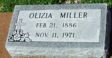 MILLER, OLIZIA - Cameron County, Louisiana | OLIZIA MILLER - Louisiana Gravestone Photos