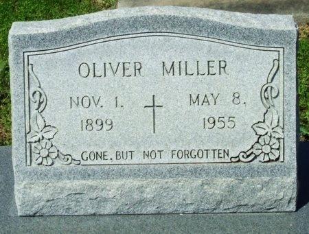 MILLER, OLIVER - Cameron County, Louisiana | OLIVER MILLER - Louisiana Gravestone Photos