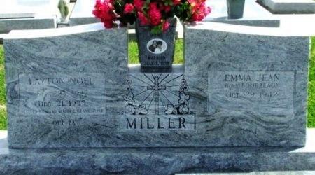 MILLER, PAYTON NOEL - Cameron County, Louisiana | PAYTON NOEL MILLER - Louisiana Gravestone Photos
