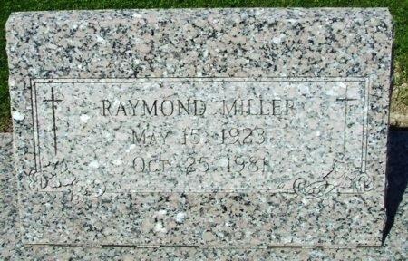 MILLER, RAYMOND - Cameron County, Louisiana | RAYMOND MILLER - Louisiana Gravestone Photos