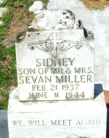 MILLER, SIDNEY - Cameron County, Louisiana   SIDNEY MILLER - Louisiana Gravestone Photos