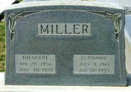 MILLER, EUPHAMIE - Cameron County, Louisiana   EUPHAMIE MILLER - Louisiana Gravestone Photos
