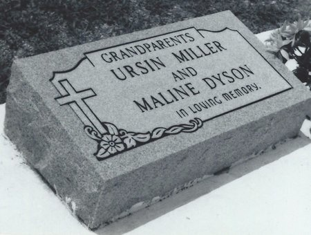 MILLER, URSIN M - Cameron County, Louisiana | URSIN M MILLER - Louisiana Gravestone Photos