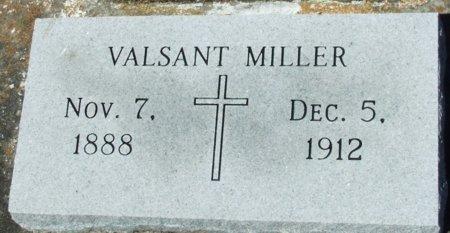 MILLER, VALSANT - Cameron County, Louisiana   VALSANT MILLER - Louisiana Gravestone Photos