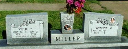 MILLER, WYNONA - Cameron County, Louisiana | WYNONA MILLER - Louisiana Gravestone Photos