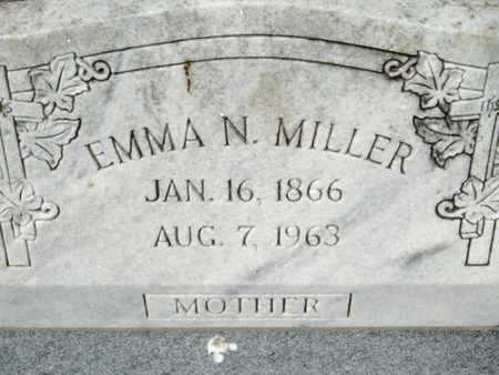 MILLER, EMMA - Cameron County, Louisiana | EMMA MILLER - Louisiana Gravestone Photos