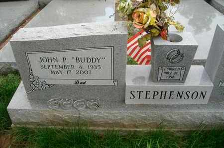 "STEPHENSON, JOHN P  ""BUDDY"" - Cameron County, Louisiana | JOHN P  ""BUDDY"" STEPHENSON - Louisiana Gravestone Photos"