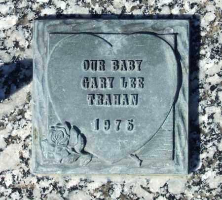 TRAHAN, GARY LEE - Cameron County, Louisiana | GARY LEE TRAHAN - Louisiana Gravestone Photos