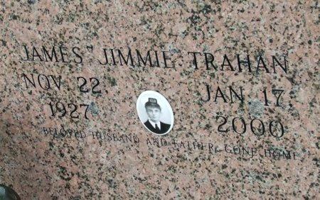 "TRAHAN, JAMES  ""JIMMIE"" - Cameron County, Louisiana | JAMES  ""JIMMIE"" TRAHAN - Louisiana Gravestone Photos"