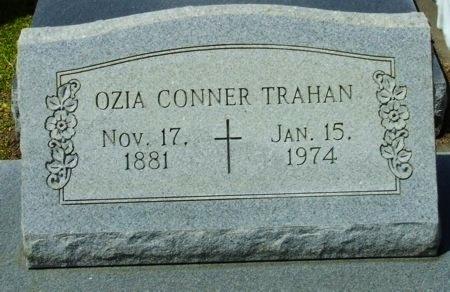 TRAHAN, OZIA - Cameron County, Louisiana | OZIA TRAHAN - Louisiana Gravestone Photos