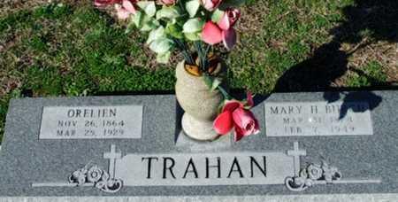 TRAHAN, ORELIEN - Cameron County, Louisiana | ORELIEN TRAHAN - Louisiana Gravestone Photos