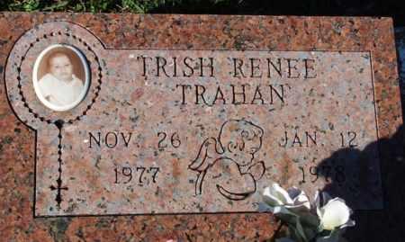TRAHAN, TRISH RENEE - Cameron County, Louisiana | TRISH RENEE TRAHAN - Louisiana Gravestone Photos