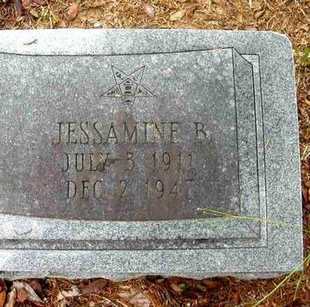 FORD, JESSAMINE   (CLOSEUP) - Catahoula County, Louisiana | JESSAMINE   (CLOSEUP) FORD - Louisiana Gravestone Photos