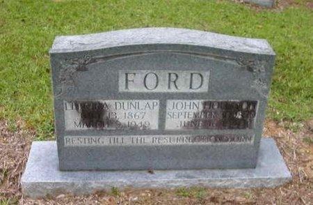 FORD, JOHN HOUSTON - Catahoula County, Louisiana | JOHN HOUSTON FORD - Louisiana Gravestone Photos