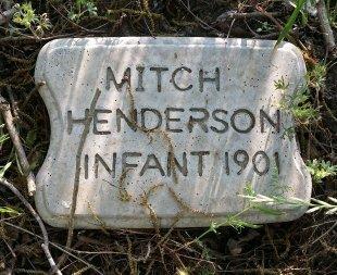 HENDERSON, MITCH - Catahoula County, Louisiana   MITCH HENDERSON - Louisiana Gravestone Photos