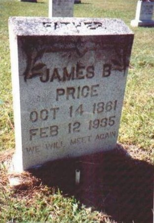 PRICE, JAMES BEAUREGARD - Catahoula County, Louisiana   JAMES BEAUREGARD PRICE - Louisiana Gravestone Photos