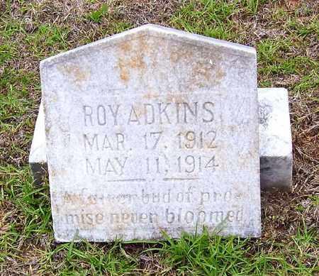 ADKINS, ROY - Claiborne County, Louisiana | ROY ADKINS - Louisiana Gravestone Photos