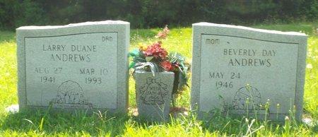 ANDREWS, LARRY DUANE - Claiborne County, Louisiana | LARRY DUANE ANDREWS - Louisiana Gravestone Photos