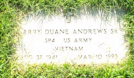 ANDREWS, LARRY DUANE,SR  (VETERAN VIET) - Claiborne County, Louisiana | LARRY DUANE,SR  (VETERAN VIET) ANDREWS - Louisiana Gravestone Photos