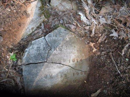 BARNES, IRENE - Claiborne County, Louisiana | IRENE BARNES - Louisiana Gravestone Photos