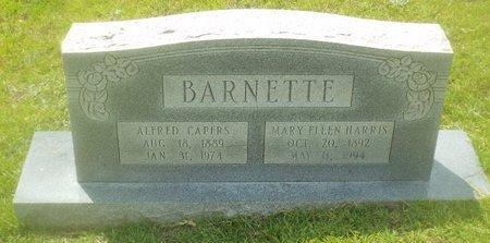 BARNETTE, MARY ELLEN - Claiborne County, Louisiana | MARY ELLEN BARNETTE - Louisiana Gravestone Photos