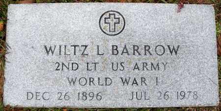 BARROW, WILTZ L (VETERAN WWI) - Claiborne County, Louisiana | WILTZ L (VETERAN WWI) BARROW - Louisiana Gravestone Photos