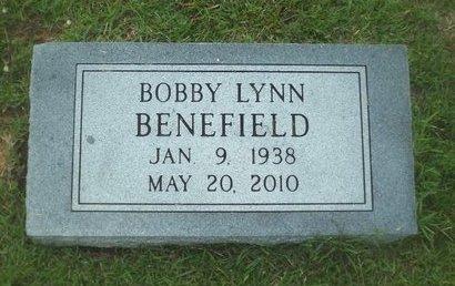 BENEFIELD, BOBBY LYNN - Claiborne County, Louisiana | BOBBY LYNN BENEFIELD - Louisiana Gravestone Photos