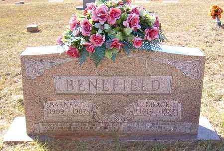 MARTIN BENEFIELD, GRACE - Claiborne County, Louisiana | GRACE MARTIN BENEFIELD - Louisiana Gravestone Photos
