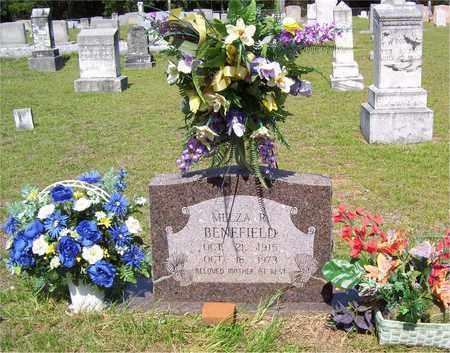 BENEFIELD, MELZA R - Claiborne County, Louisiana | MELZA R BENEFIELD - Louisiana Gravestone Photos