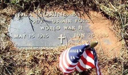 BENEFIELD, NOLA NORENE (VETERAN WWII) - Claiborne County, Louisiana | NOLA NORENE (VETERAN WWII) BENEFIELD - Louisiana Gravestone Photos