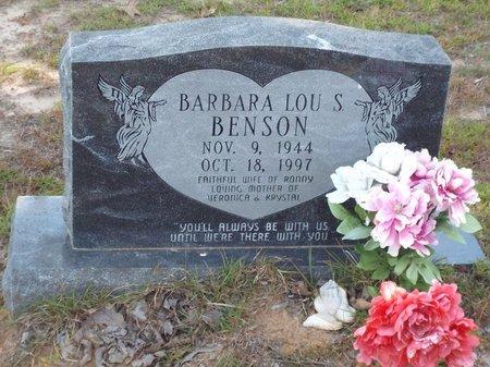 BENSON, BARBARA LOU - Claiborne County, Louisiana | BARBARA LOU BENSON - Louisiana Gravestone Photos