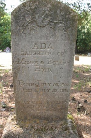 BOYD, ADA - Claiborne County, Louisiana | ADA BOYD - Louisiana Gravestone Photos