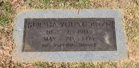 BOYD, BERTHA - Claiborne County, Louisiana | BERTHA BOYD - Louisiana Gravestone Photos