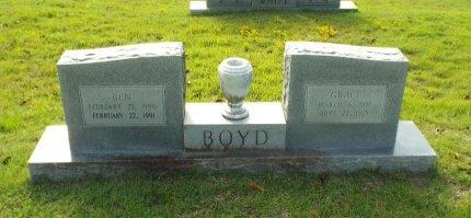 BOYD, BEN - Claiborne County, Louisiana | BEN BOYD - Louisiana Gravestone Photos