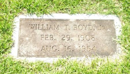 BOYD, WILLIAM T., JR - Claiborne County, Louisiana   WILLIAM T., JR BOYD - Louisiana Gravestone Photos