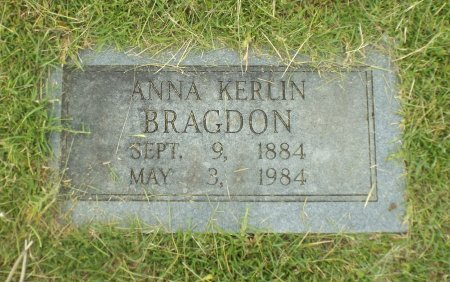 BRAGDON, ANNA - Claiborne County, Louisiana   ANNA BRAGDON - Louisiana Gravestone Photos
