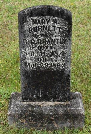 BRANTLY, MARY ANN - Claiborne County, Louisiana | MARY ANN BRANTLY - Louisiana Gravestone Photos