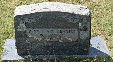 BRANTLY, PENN LEARY, SR - Claiborne County, Louisiana | PENN LEARY, SR BRANTLY - Louisiana Gravestone Photos