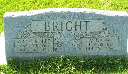 WARDEN BRIGHT, VENA - Claiborne County, Louisiana   VENA WARDEN BRIGHT - Louisiana Gravestone Photos
