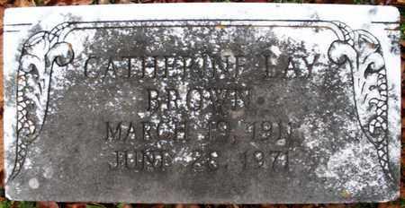 BROWN, CATHERINE - Claiborne County, Louisiana   CATHERINE BROWN - Louisiana Gravestone Photos